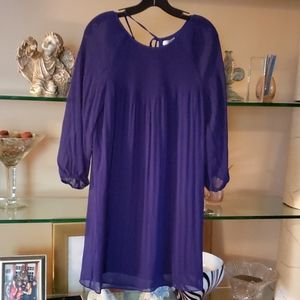 Gorgeous dress, could be worn as a top.